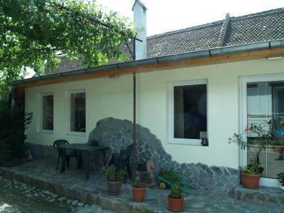 Außenansich Ferienhaus Casa Romanita Haus 1