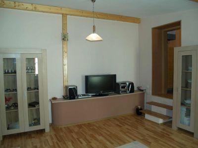 Wohnzimmer  Ferienhaus Casa Romanita Haus 1